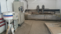 Hydroabrasive cutting machines