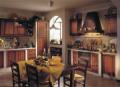 Cucina in muratrura