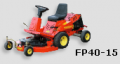 TOSAERBA FP40 A SCARICO POSTERIORE/MULCHING