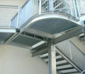 Capannoni industriali, scale di sicurezza