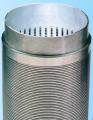 Filtro spirale con colonna portante