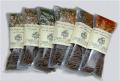 Penne di grano saraceno con sughi in sacchetto