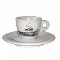 Tazzina e piattino Espresso Mokarico