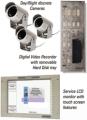 Sistema di Videosorveglianza CCTV digitale