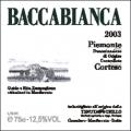 Vino Baccabianca