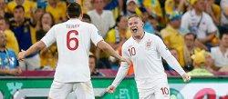 Quarti di finale, ci tocca l'Inghilterra di Rooney