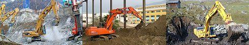 Ordine Lavori di scavo - il nostro campo speciale