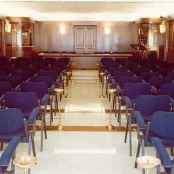 Ordine Pavimento della Sala in marmo