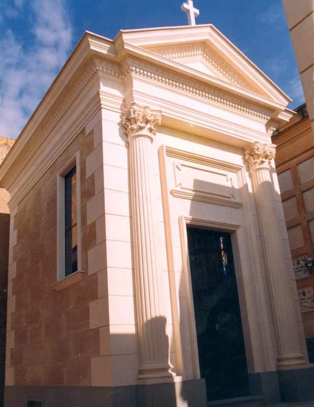 Ordine Scultura in marmo e pietra