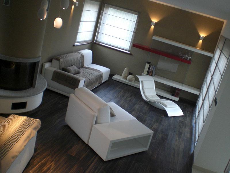 Ordine Ristrutturizzazione spazi. Semplicità, equilibrio e relax. Living Room