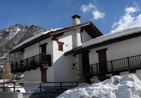 Ordine Appartamento in Affitto a Gressoney La Trinite' - 4 locali