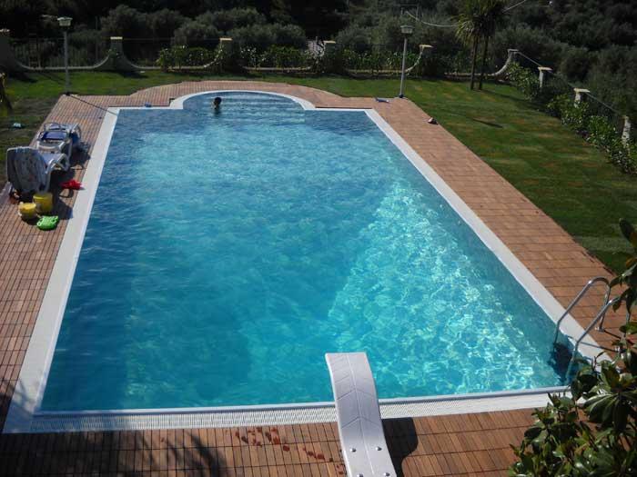 Ordine Allestimento piscine
