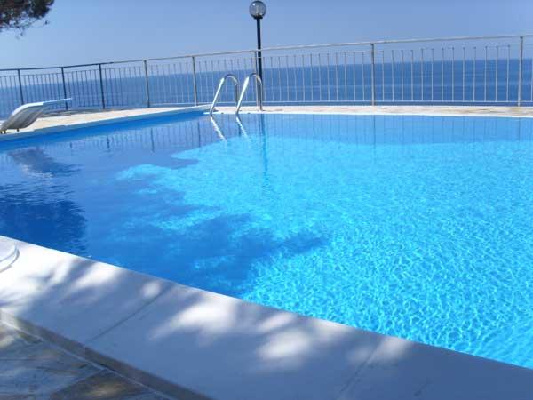 Ordine Servizi d'installazione piscine
