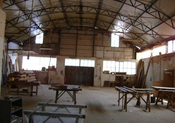 Ordine Capannone in Affitto a San Gennaro Vesuviano - 750 m²