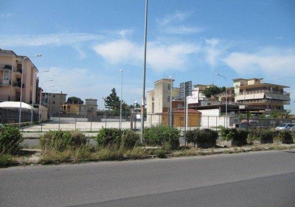 Ordine Terreno edificabile commerciale in Affitto a Giugliano In Campania