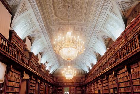 Ordine La Biblioteca Braidense e La Bilbioteca Statale di Cremona