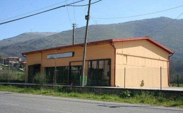 Ordine Capannone in Affitto a Castro Dei Volsci - 160 m²
