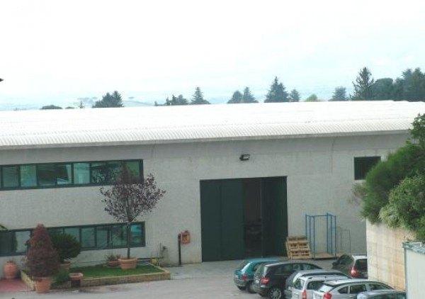 Ordine Capannone in Affitto a San Cesareo - 600 m²