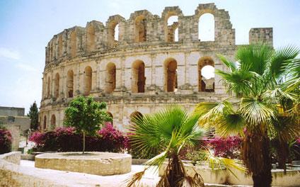 Ordine Tunisia. Magico Sud