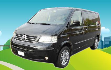 Ordine Noleggio auto con conducente Servizio Taxi 24h/24h