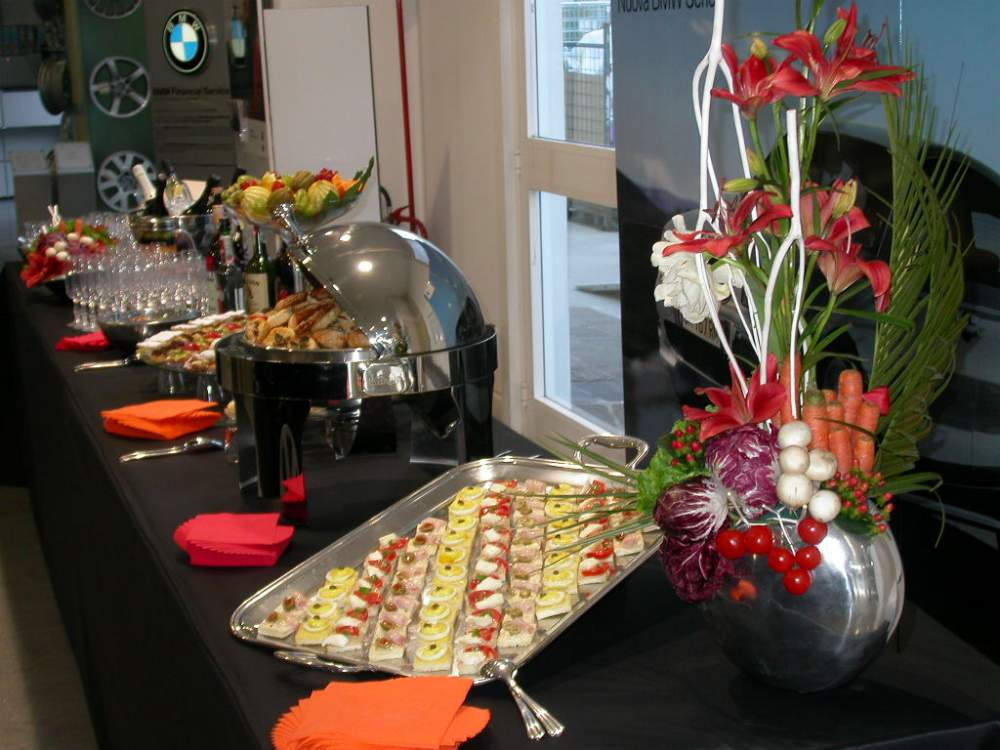 Ordine Catering in Toscana