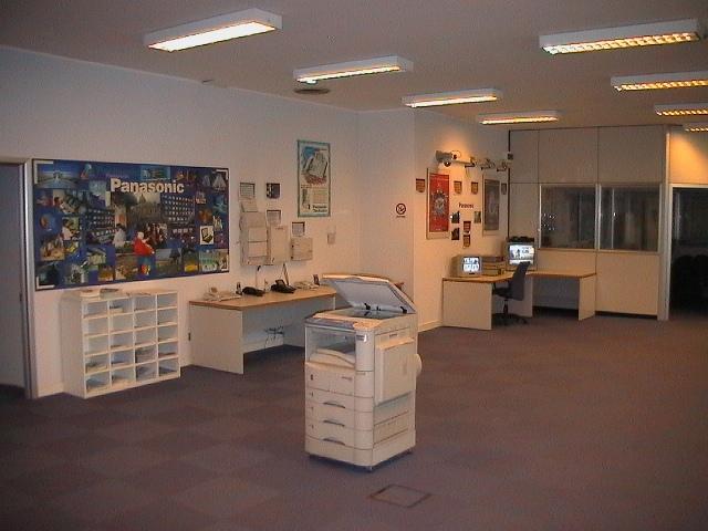 Ordine Ufficio Mq. 430 Affittasi Milano Zona Mecenate