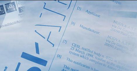 Ordine Certificazione qualità UNI EN ISO 9001: 2008