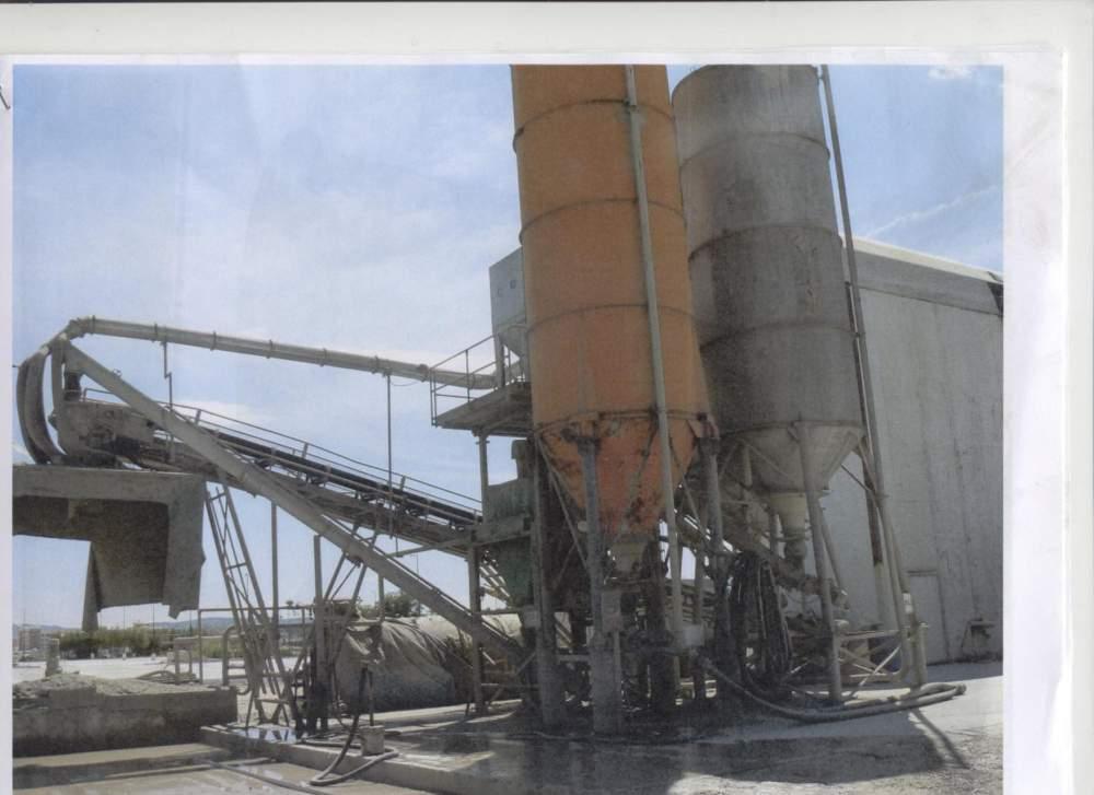 Ordine Centrale di betonaggio