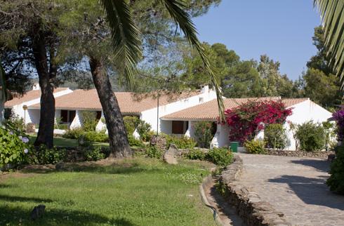Ordine Sardegna: Li Cucutti Village