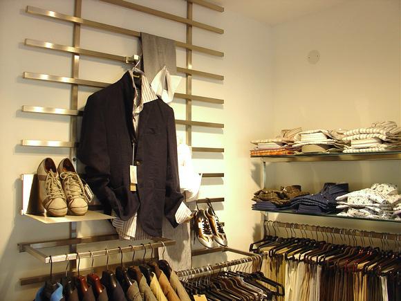 Ordine Negozio abbigliamento