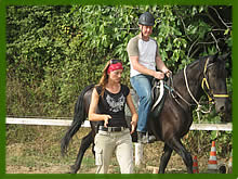 Ordine Lezioni di equitazione