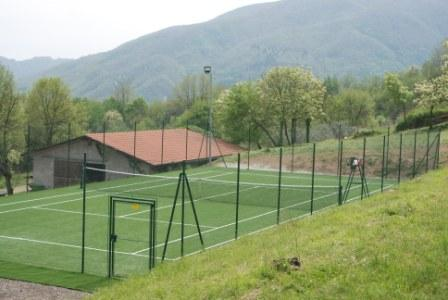 Ordine Campi da tennis
