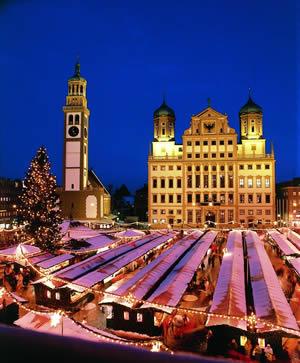 Ordine Mercatini di Natale a Norimberga.