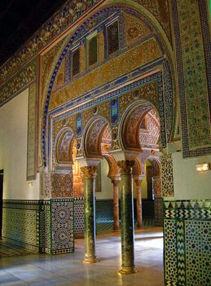 Ordine L'Alhambra di Granada, una delle 7 meraviglie del mondo
