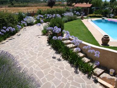 Ordine Garden design