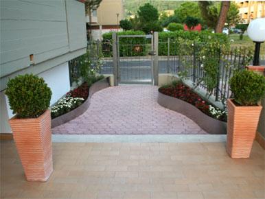 Ordine Progettazione e realizzazione giardini