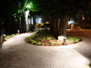 Ordine Progettazione illuminazione in posti pubblici