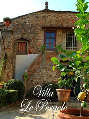 Ordine Appartamenti in affitto Toscana, Villa Le Pergole