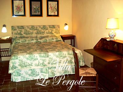 Ordine Appartamenti, Villa le Pergole