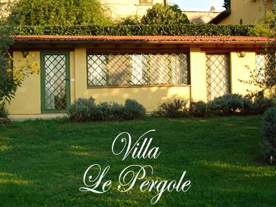 Ordine Albergo privato Toscana, Villa le Pergole