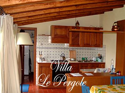 Ordine Appartamenti in affitto, Villa Le Pergole