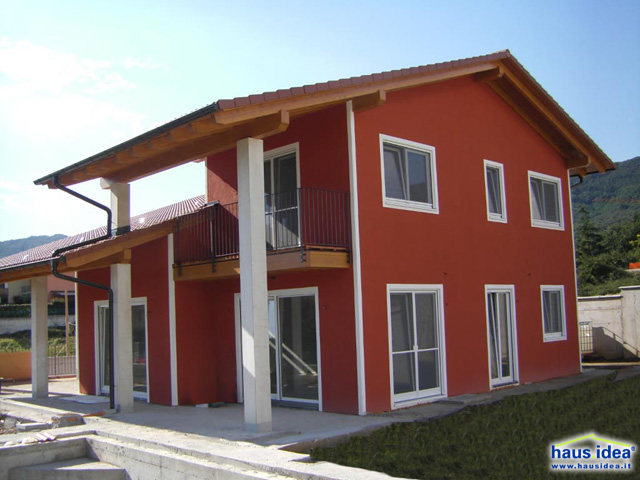 Ordine Progettazione e costruzione di case in legno