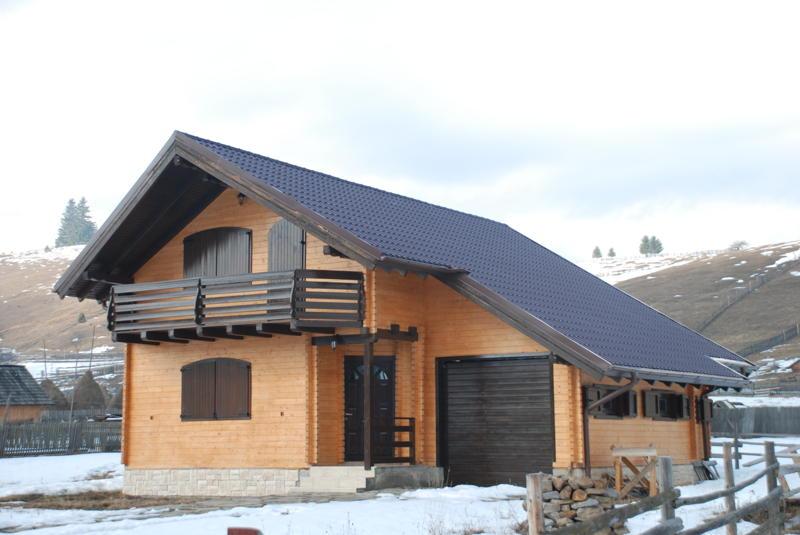 Ordine Costruzione di case di legno