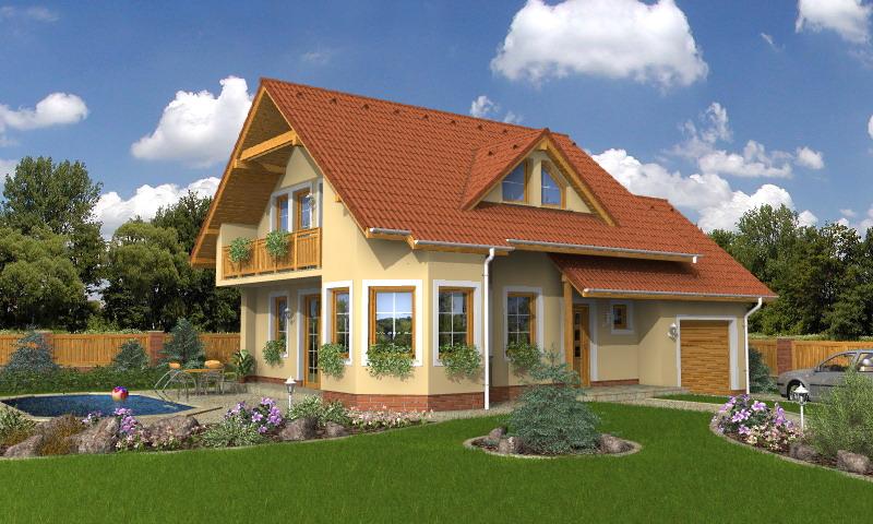 Ordine Сostruzione di case in legno