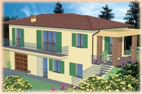 Ordine Progettazione di case prefabbricate