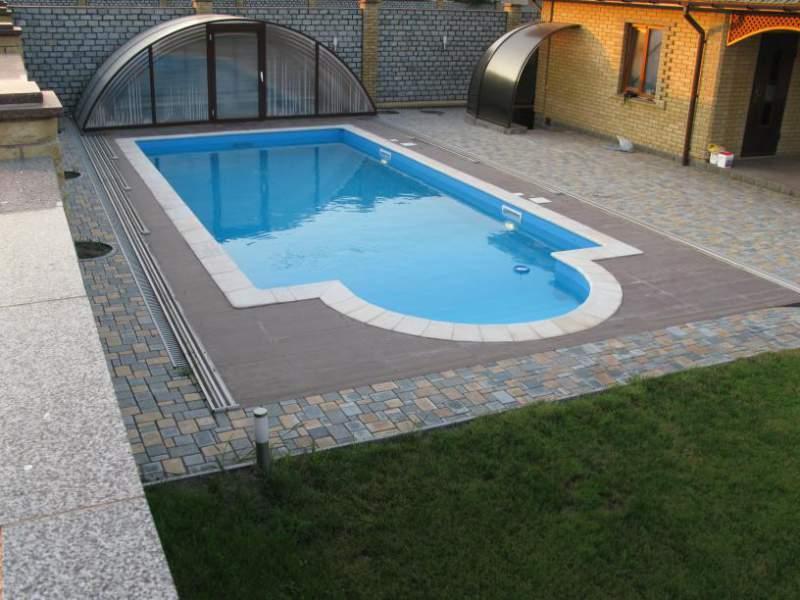 Ordine Costruzione piscine personalizzate