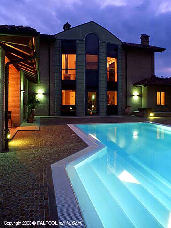 Ordine Produzione piscine