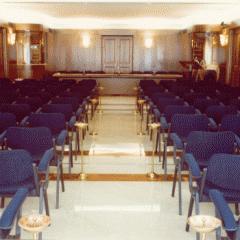 Pavimento della Sala in marmo