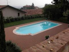 Installazione componenti piscine