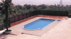 Installazione piscina